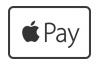 Apple Payは使えないけど、楽天Payは使えるよ。